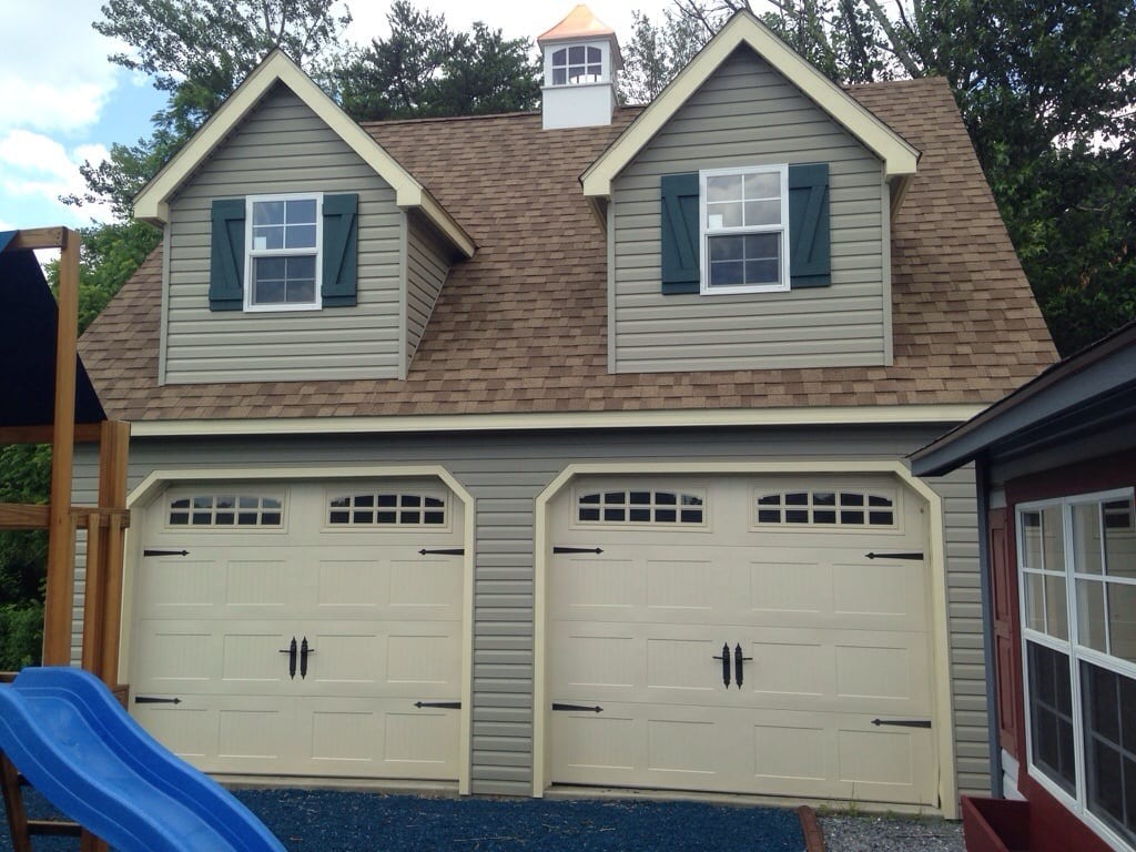 Modular Two Car Garage - 4-Outdoor (301) 898-3400