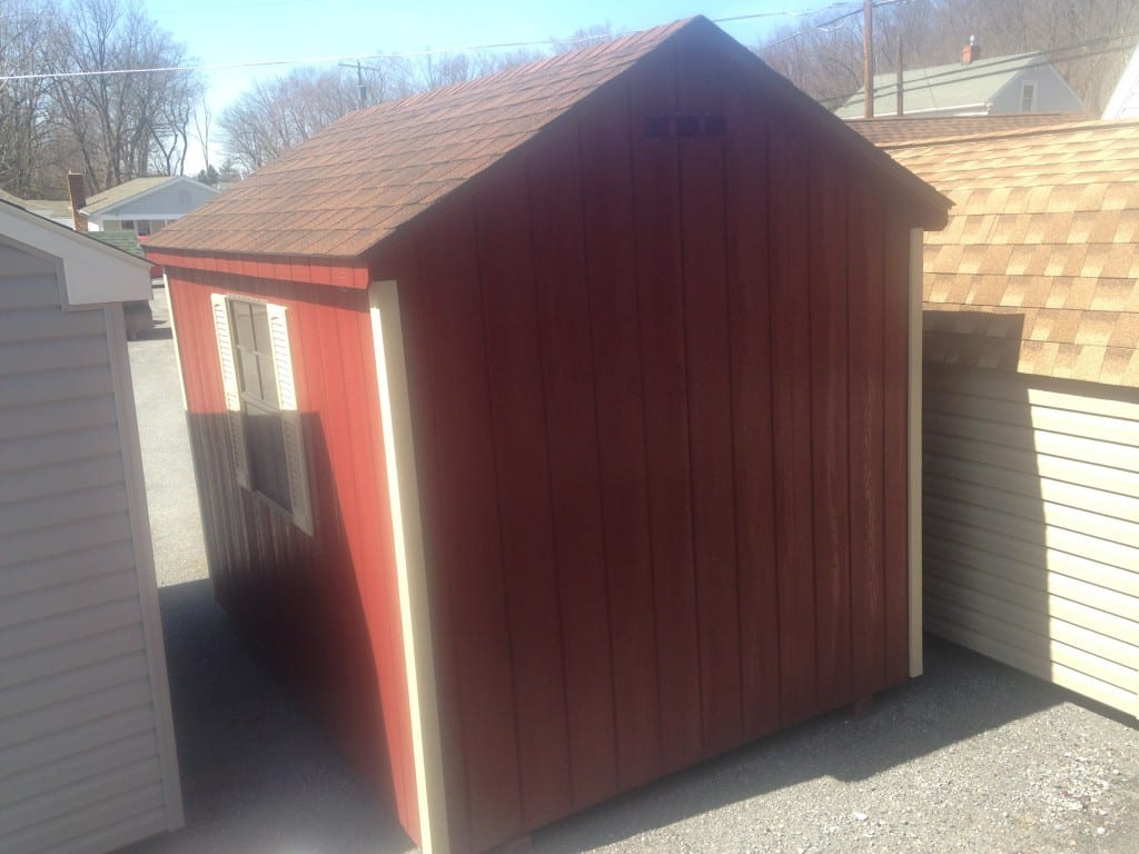 8x10 A-Frame shed for sale frederick md