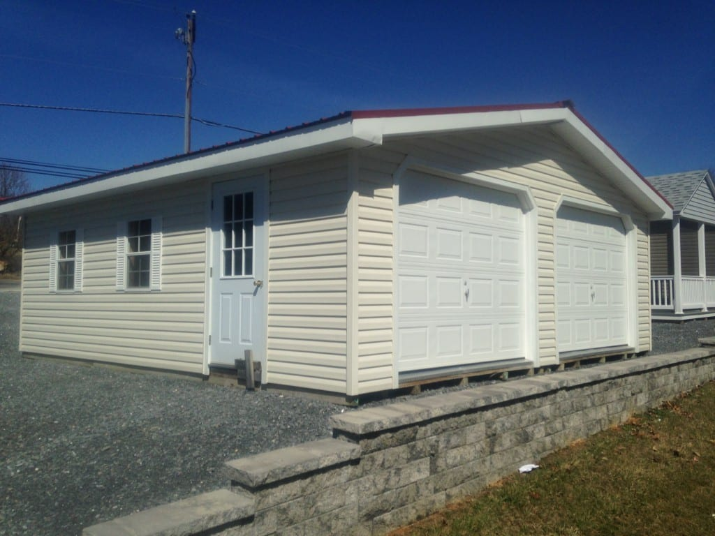 Modular garage for sale