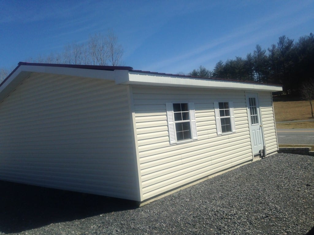 prefabricated garage for sale and delivered in md